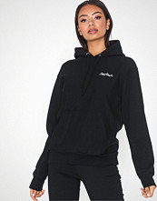 New Black Little Signature Hood