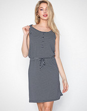 Object Collectors Item Objstephanie S/L Short Dress Noos Mørk blå