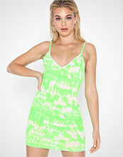 Parisian Tie Dye Bodycon Dress