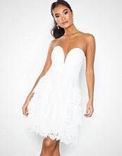 U Collection Offshoulder Frill Dress