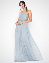 Anaya Tulle Bandeau Maxi Dress