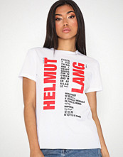 Helmut Lang worldwide tee.world1