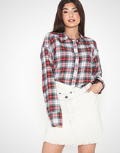 Cheap Monday Obscure shirt tartan