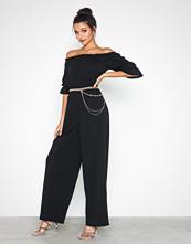 NLY Trend Frill Off Shoulder Jumpsuit