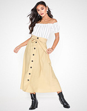 Pieces Pcelsa Hw Long Skirt D2D