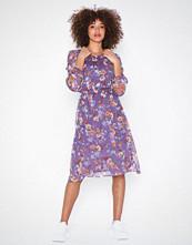 Jacqueline de Yong Jdyida L/S Dress Wvn Bl