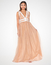 True Decadence Bohemian long lace dress