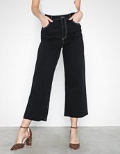 Noisy May Nmmartie Hr Crop Wide Leg Jeans X3