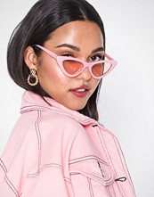 NLY Accessories Edgy Sunglasses Rosa