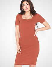 Pieces Pcsalla Ss Midi Dress D2D