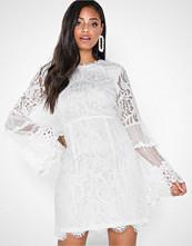 U Collection Long Sleeve Mini Dress