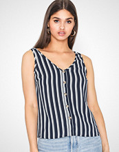 Vero Moda Vmsasha S/L Button Top Noos