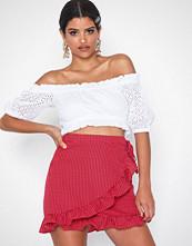 Glamorous Frill Mini Skirt