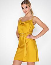 River Island Sleeve Slip Dress