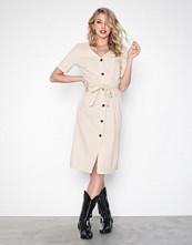 Jacqueline de Yong Jdysierra 2/4 Belt Midi Dress Wvn