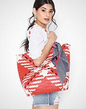 Glamorous Plastic Tote Bag