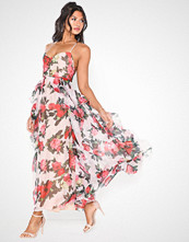 Forever Unique Maxi Flower Dress