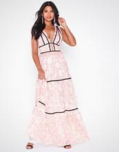 True Decadence Flowered Long Dress