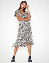 Neo Noir Magga Zebra Dress