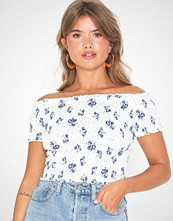 NLY Trend Smock Print Top