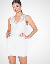 Vero Moda Vmceleb Mini S/L Lace Dress Exp