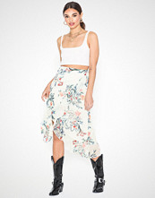 Vero Moda Vmwonda H/W Wrap Skirt Exp