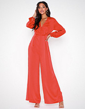 True Decadence Wide Leg Jumpsuit