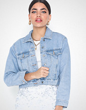 Gina Tricot Trucker Denim Jacket