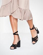 Bianco BIACALI Velour Dots Sandal