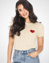 Polo Ralph Lauren Hrt Pkt Tee-Short Sleeve-Sweater