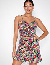 Glamorous Flower Midi Skirt