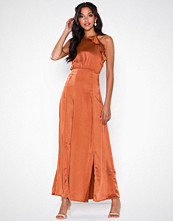 Y.a.s Yasnola Maxi Halter Dress - Da