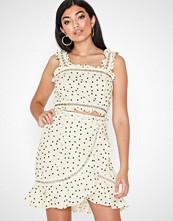 Glamorous Frill Dot Skirt