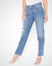Noisy May Nmjenna Nw Stght Raw Jeans KI001MB