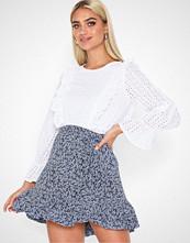 Michael Kors Paint Reef Rfle Skirt