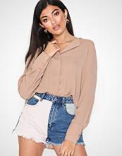 Selected Femme Slfstina-Dynella Ls Shirt B