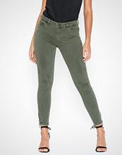 Noisy May Nmkimmy Nw Ank Zip Clr Jeans CS068