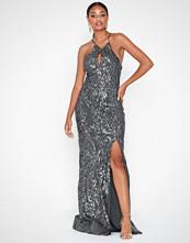 U Collection Sleeveless Maxi Dress