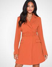 Glamorous Belted Blazer Dress