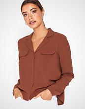 Vero Moda Vmbibi Ls Shirt Wvn
