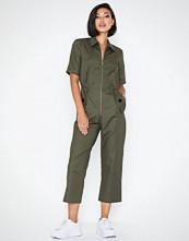 Closet Short Sleeve Boiler Suit