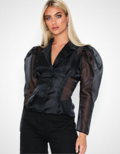 NLY Trend Fancy Organza Shirt