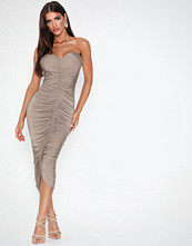 NLY One Ruched Tube Dress