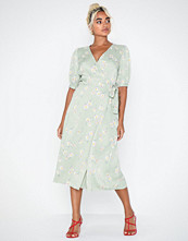 Vero Moda Vmdaisie 2/4 Calf Wrap Dress SB7