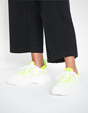Missguided PU Panel Chunky Trainer