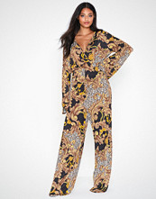 NLY One Flowy Print Jumpsuit