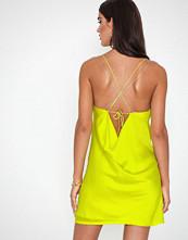 For Love & Lemons Meringue Mini Dress
