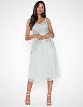 Maya Cami Embellished Midi Dress
