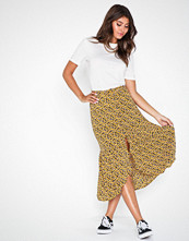 Pieces Pchellia Hw Midi Skirt