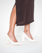 NLY Shoes Block Slim Pump